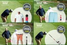 ¡Ya huele a Augusta! Decathlon celebrará del 4 al 10 de abril la semana del golf en todas sus tiendas