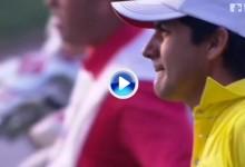 Un gran eagle de Bjerregaard encabeza los cinco mejores golpes de la jornada en China (VÍDEO)