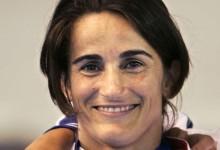 Isabel Fernández, Vicepta. del COE: «Cuando ves volar la bola tienes una sensación de plenitud» (I)