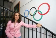 """Isabel Fernández, Vicepta. del COE: """"Al igual que en el judo, para el golf se necesita una estrategia"""" (II)"""