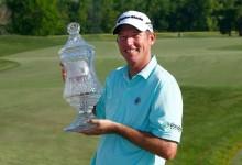 Herman, el golfista al que Trump convenció para seguir jugando, debutará en Augusta a sus 38 años