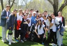 """El programa """"Golf en Colegios"""" de la Federación de Golf de Madrid progresa adecuadamente"""