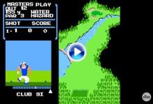 Un programador transforma en 8-Bits el desastre de Jordan Spieth en el Augusta National (VÍDEO)