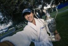 Lydia Ko continua con su empeño de seguir batiendo records. Campeona en el primer Grande