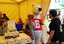 Bolsas, palos… ¡y hasta un simulador! gran éxito de Decathlon con su carpa en Madrid Golf (FOTOS)