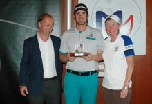 Nacho Elvira consigue la victoria en el primer D&B Pro Tour de 2016 disputado en Golf Santander