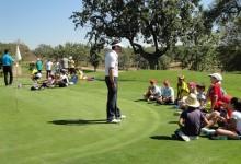 Coincidiendo con el cumpleaños de Seve, 60 niños con escasos recursos tomarán contacto con el golf