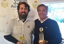 Felipe Herranz y Pablo Cabanillas vencedores en la sexta cita de Golf Adaptado de la FGM en el CCVM