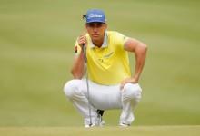 Rafa se cita con la historia: saldrá en el último partido del día y peleará por su 1ª victoria en el PGA