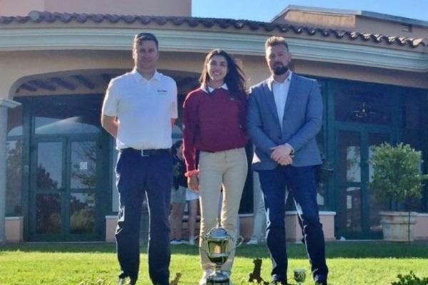 Raquel Olmos triunfa en el Campeonato de la Comunidad Valenciana. Foto: infomaestrat.com