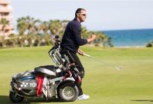 Sitges será la capital europea del golf en silla de ruedas por tercer año consecutivo