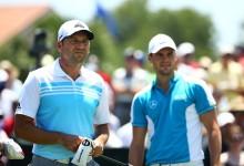 El alemán Martin Kaymer, campeón del US Open y PGA Champ., encantado de volver a Valderrama