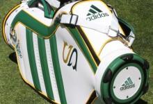 Vea la bolsa y la vestimenta que Sergio García lucirá en el Augusta National
