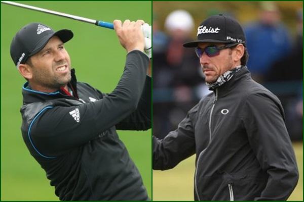 Los dos golfistas apuntan en este 2016 como dos de las grandes alegrías del deporte español.