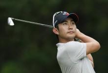 Lee sigue con paso firme en China sin cometer errores en su tarjeta. De la Riva, directo al Top10