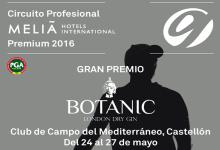 Gª del Moral y Gª Simarro entre los 117 golfistas que disputan el Gran Premio Botanic de Castellón