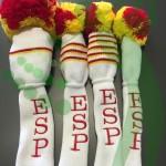 3 Fundas palos equipo olimpico español