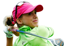 El quinto puesto de Belén Mozo en el Volvik Champ, le garantiza, prácticamente, la tarjeta LPGA 2017
