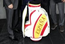 Presentadas las bolsas de palos que lucirán nuestros golfistas olímpicos en Río '16