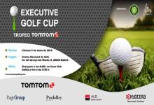 Últimas plazas para el 3 de Junio en el Centro Nacional: Executive Golf Cup – Trofeo TomTom