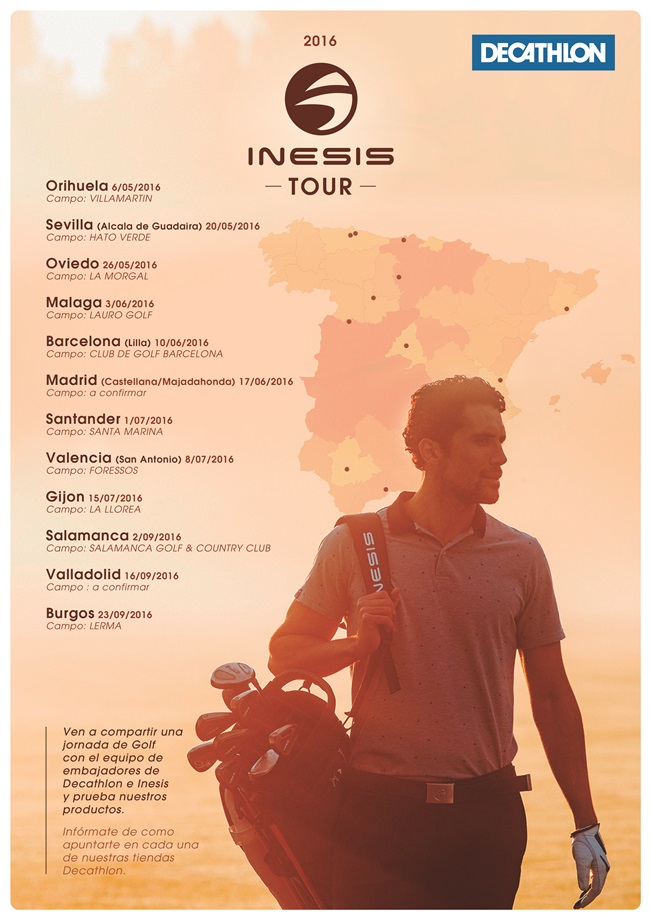 Inesis Golf Tour 2016