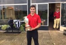 ¡Nuevo triunfo español! El asturiano Iván Cantero conquista su primer título Internacional en Francia