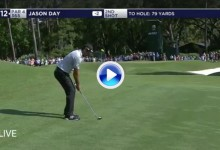 Jason Day revienta Sawgrass. El nº1 firma 63 golpes, igualando el record en el Stadium Course (VÍDEO)