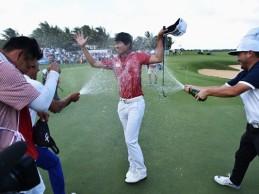 Jeunghun Wang ya es el golfista más joven en lograr dos victorias seguidas en el circuito europeo