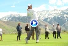 Por golpes como estos, Jon Rahm lograba su décima victoria universitaria en Estados Unidos (VÍDEO)
