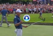 Así conquistó Jordan Spieth el Dean & Deluca su 8º título en el PGA Tour, calidad a raudales (VÍDEO)