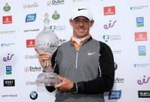 Rory coge confianza en casa con su 1ª victoria en el Irish Open. Cabr.-Bello, T8 que le acerca a la Ryder