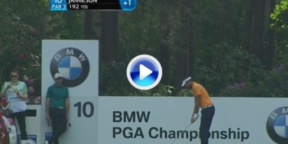 El 'Ace' de Jamieson encabeza los 5 golpes de la jornada en el BMW PGA de Wentworth (VÍDEO)