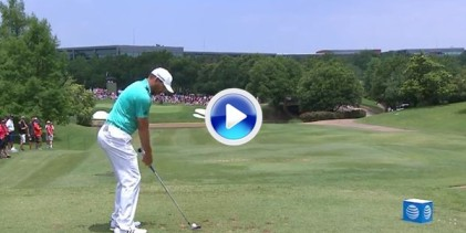 Sergio García, a la caza de su noveno título en el PGA Tour gracias a golpazos como estos (VÍDEO)