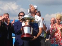 ¡Enorme! García vuelve a triunfar en el PGA tras vencer en el Byron Nelson a un correoso Koepka