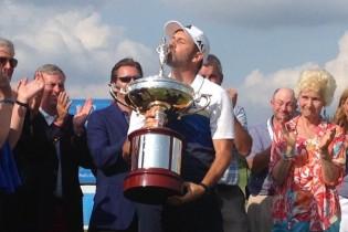 Day, Spieth, Sergio… Aquí están los campeones del PGA en un 2016 repleto de golf (FOTOGALERÍA)