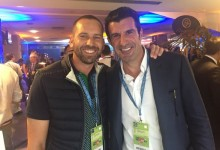 García, F.-Castaño, Larrazábal… Así vivió el mundo del golf la histórica final española de la Champions