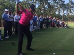 """Tiger siembra dudas sobre su presencia en el US Open: """"Si supiera cuando voy a volver lo diría"""""""