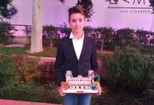 Tomy Artigas designado, por 2º año consecutivo, mejor deportista promesa de la Ciudad de Alicante