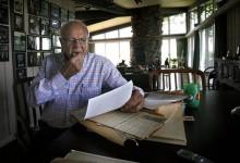 Fallece uno de los socios más antiguos de Augusta días después de celebrar 50 años como miembro