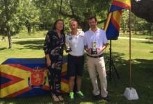 El madrileño Álvaro Reyero se proclama campeón de España Masculino de 4ª categoría en Soria