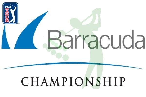 16 Barracuda Championship Marca y Logo