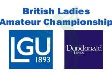 Trece españolas viajan hasta Glasgow a la disputa del prestigioso British Ladies Amateur (PREVIA)