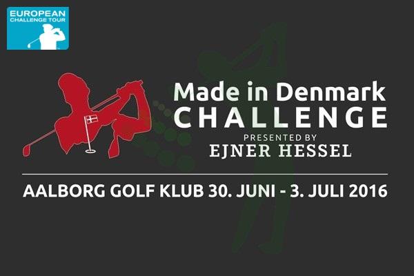 16 Made in Denmark Challenge Marca y Logo