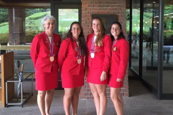 2016 Mundial Junior Femenino (España) bronce