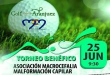 Golf Jardín de Aranjuez acoge el torneo solidario a favor de la Macrocefalia Malformación Capilar