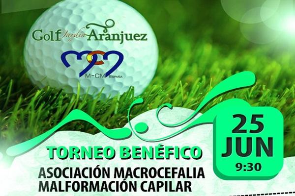 Golf jard n de aranjuez acoge el torneo solidario a favor for Golf jardin de aranjuez