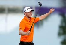 El joven Berger aguanta las embestidas y consigue el primer título como profesional en el PGA Tour