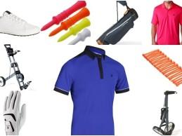 Polos, guantes, bolsas, kits… ¡En Decathlon siguen bajando en verano los precios en artículos de golf!