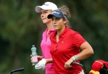 María Parra ya está en semifinales del British Ladies Amateur tras ganar a la nº 2 del mundo