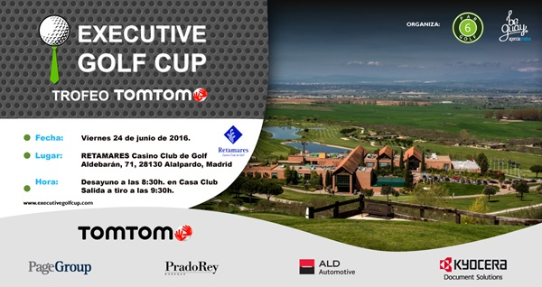 Executive Golf Cup 24 junio